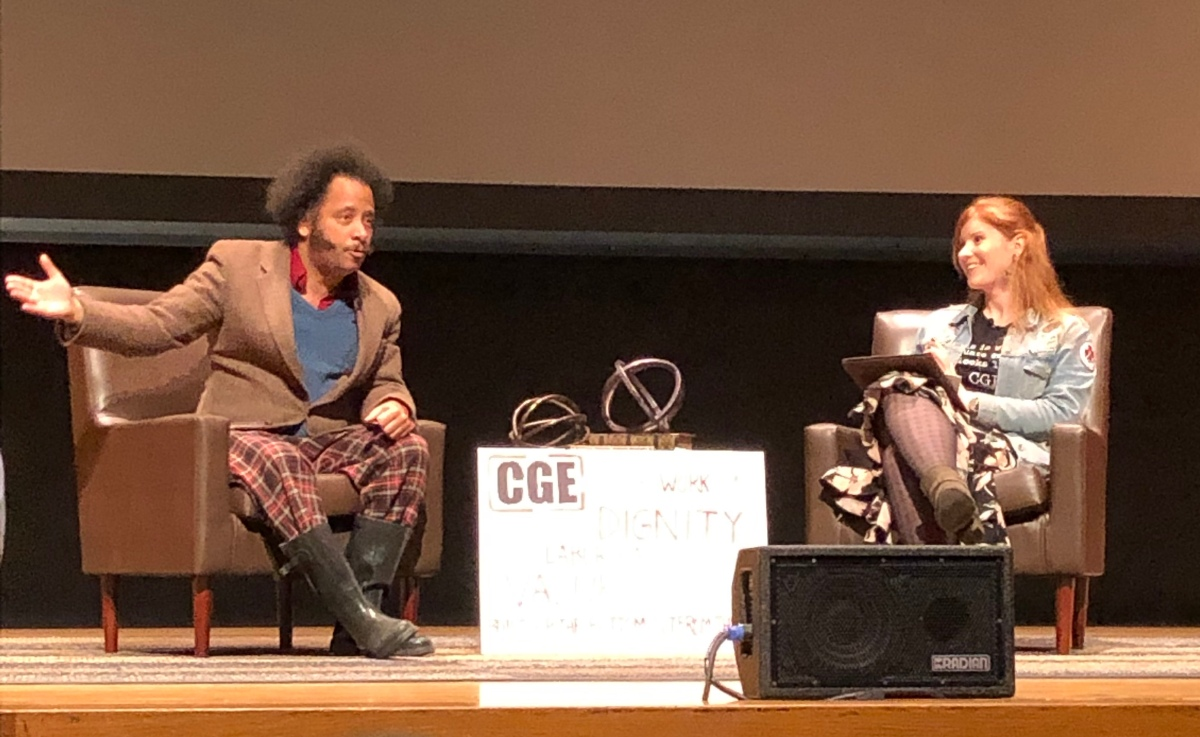 Boots Riley On Power, Art, and the Radical Dr.King